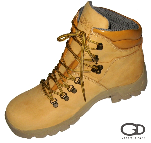 Genuine Waterproofed Buffo Leather | Leather thickness 2.0 - 2.2 mm| Two Layer Rubber Sole - TR & Polyurethane| Lining - Regular/Waterproof| Height (size 42) - 18 cm | Sizes 39 - 45
